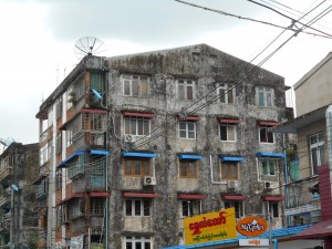 17ダウンタウンの建物